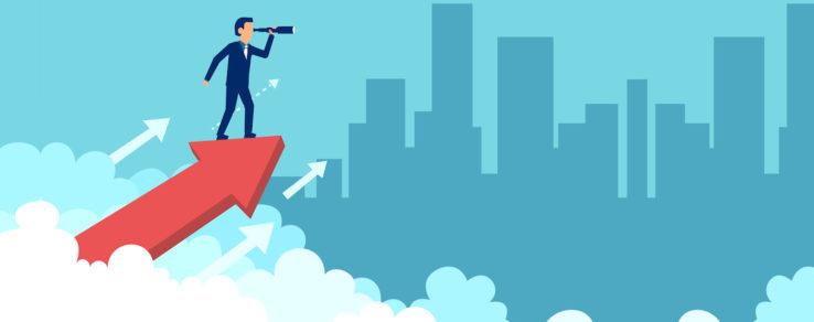 Illustration of business customer strategies